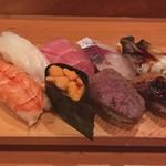 すきや寿司 - 料理写真:
