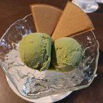 ピカケ - 抹茶アイス