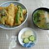 割烹いな長 - 料理写真:天丼の(上)1020円