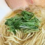 ヌードルキッチンキョウ - 水菜