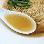 ヌードルキッチンキョウ - スープ