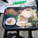 小町寿し - 寿司弁当