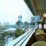 果実園 リーベル - 窓からの風景