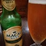 マヌエル・カーザ・デ・ファド - マカオのビール