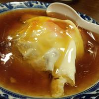 台湾料理 味鮮館-チャーシューは下に隠れてます