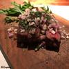 voila - 料理写真:黒毛和牛種のウチモモのロースト