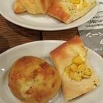 鎌倉パスタ - 焼きたてミニパン
