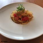 ラポートキッチン - 生海胆のパスタ
