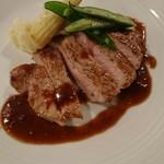 ル・ポワロン - 豚肉のソテー