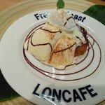 LONCAFE - チョコレートシナモンセット