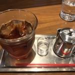 コーヒーマン - 水出しアイスコーヒー 500円