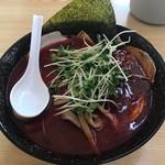 まるむ - 料理写真:地獄ラーメン