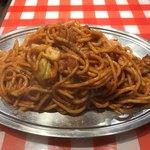 スパゲティーのパンチョ - ホルモンナポ 大