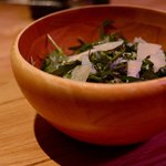 eplus LIVING ROOM CAFE&DINING - グリーンハーブとパルミジャーノのサラダ