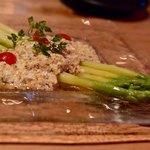 eplus LIVING ROOM CAFE&DINING - アスパラサラダ
