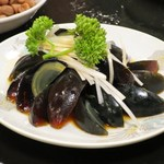台湾客家料理 新竹 - 皮蛋
