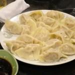 台湾客家料理 新竹 - 水餃子