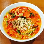 中国料理 海浜軒 - 料理写真:担々刀削麺