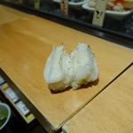 魚がし日本一 - 炙りえんがわ