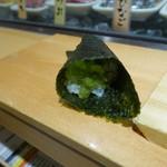 魚がし日本一 - 葉わさび