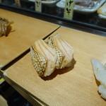 魚がし日本一 - 炙りとろサーモン