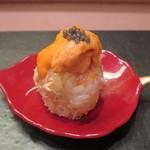 89139211 - 毛ガニ&バフンウニ