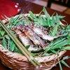 美山荘 - 料理写真:☆鮎の塩焼き