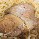東池 おはこ 大勝軒 - このチャーシュー美味しいヤツです