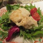 和食 浮橋 - 湯葉サラダ