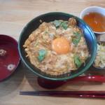 軍鶏一 - 親子丼¥980-