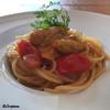 ラポートキッチン - 料理写真:生海胆のパスタ