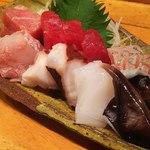 旬菜割烹 和しん - 刺盛980円
