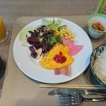 成田東武ホテルエアポート - 料理写真: