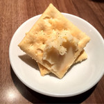 オマール海老&ラクレットチーズ オマール - 付き出し