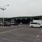 ごはん処 藤井堂 - 福山市引野町1丁目1番1号に位置する 福山地方卸売市場(2018.07.12)