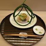 Kichisen - 茅の輪くぐりの一品と双葉葵の一献