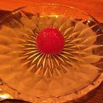 さか本 - トマトの水煮(デザート)