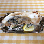 港町バル - 焼き牡蠣