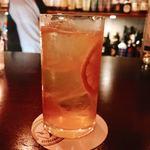 Bar 永田 - 定番の『フレンチ95』様でいつものシェイク楽しんでシュワットね♡