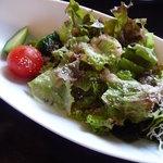ビストロ イージーリビング - ランチセットのサラダ