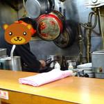 キッチン たか - 炎の料理人、たかさん