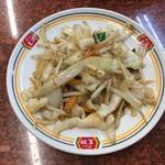 餃子の王将 - 野菜炒め(JSM) 288円