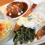 ヌーヴォーカフェ - 料理写真:Aランチ850円