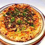 ☆5位☆テリヤキチキンとしゃきしゃきキノコのピザ