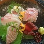魚と日本のお酒 むく -