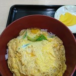 麺吉 どんどん - 玉子丼