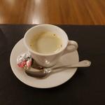 エノフィリア - 千円ビーフシチューランチのドリンク