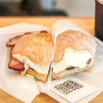snuff sandwich - ベーコン