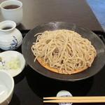 石臼挽き手打ち蕎麦進士 - 料理写真: