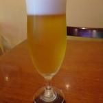 一番町 開国屋 - 生ビール♪